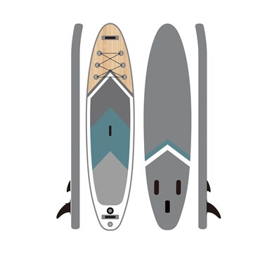 Paddleboard LK360-46 - 2 lags - 350 x 81 x 15