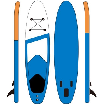 Paddleboard LK-380-25 - 320 x 86 x 15 - 1-lags