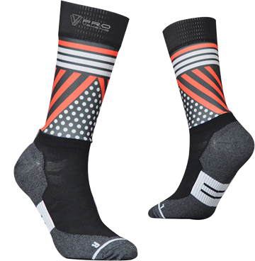 TeamSocks Pro - Dost Orange