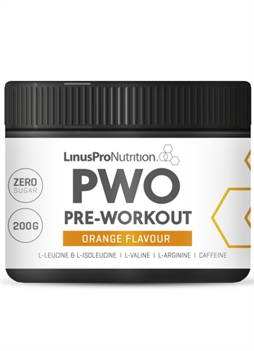 LinusPro PURE PWO Appelsin 200 G