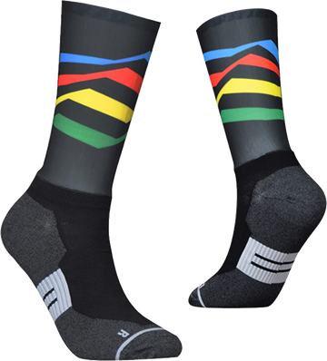 TeamSocks MCR - Rainbow