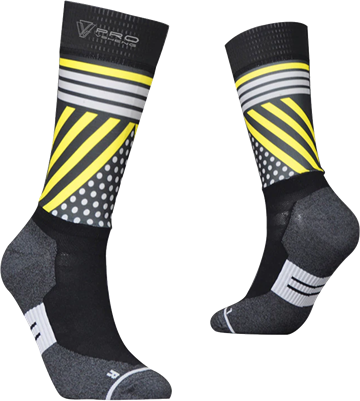 TeamSocks Pro - Dost Yellow