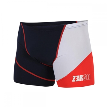 ZEROD Boxer Blue/Red/White