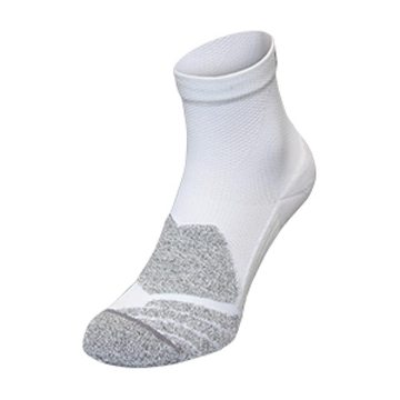 ZEROD Cyclingsocks White