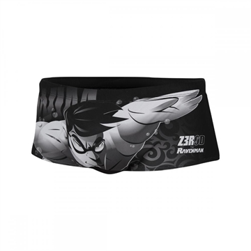 ZEROD Trunks Ravenman Capsule Black