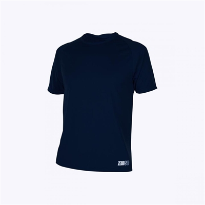 ZEROD Technical T-Shirt - Navy